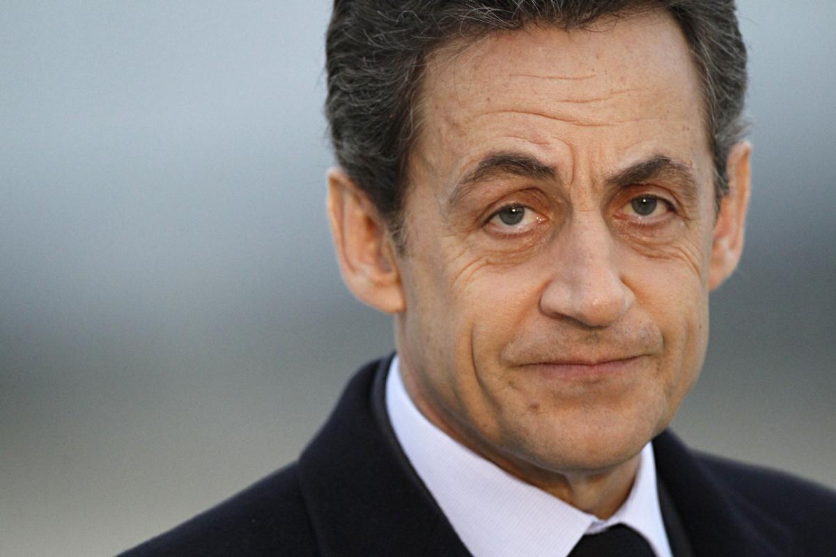 Nicolas Sarkozy, Fransız siyasetçi tarihte bugün