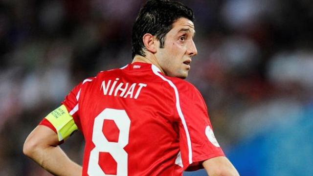 Nihat Kahveci, futbolcu tarihte bugün
