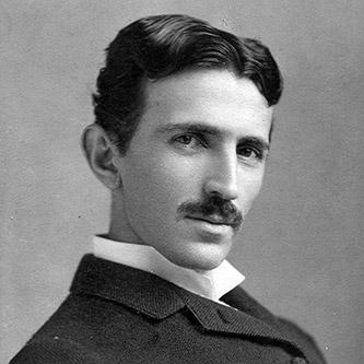 Nikola Tesla, Sırp asıllı fizikçi (DY-1856) tarihte bugün