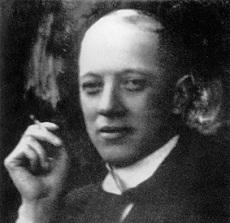 Nikolay Gumilyov, şair (DY-1886) tarihte bugün