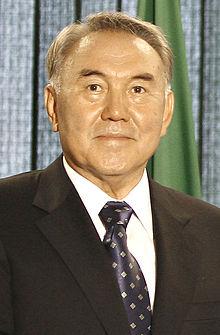 Nursultan Nazarbayev, Kazakistan cumhurbaşkanı tarihte bugün
