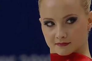 Oksana Domnina, Rus buz patenci tarihte bugün