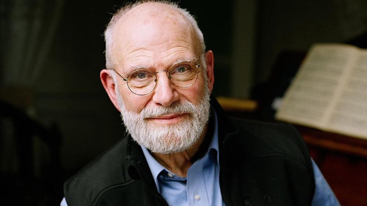Oliver Sacks, nörolog ve yazardır tarihte bugün