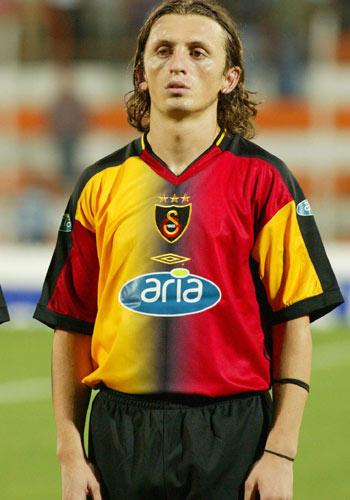 Orhan Ak, futbolcu tarihte bugün
