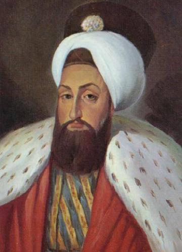 III. Selim Osmanlı padişahı (DY-1761) tarihte bugün
