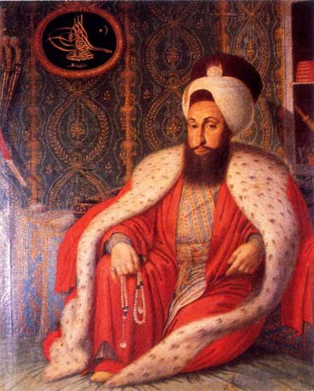Osmanlı Padişahı III Selim ölümü
