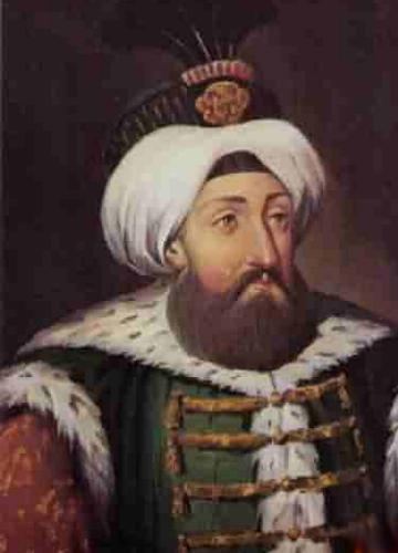 Osmanlı Padişahı İkinci Süleyman ölümü