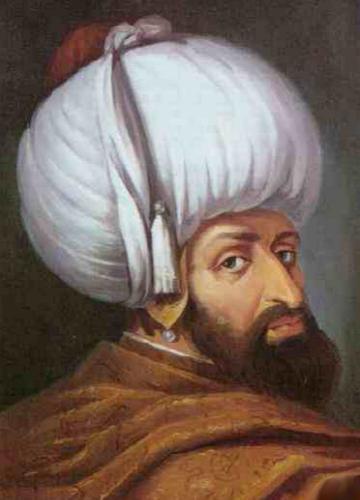 Yıldırım Bayezid, Osmanlı padişahı (doğum yılı 1360)  tarihte bugün