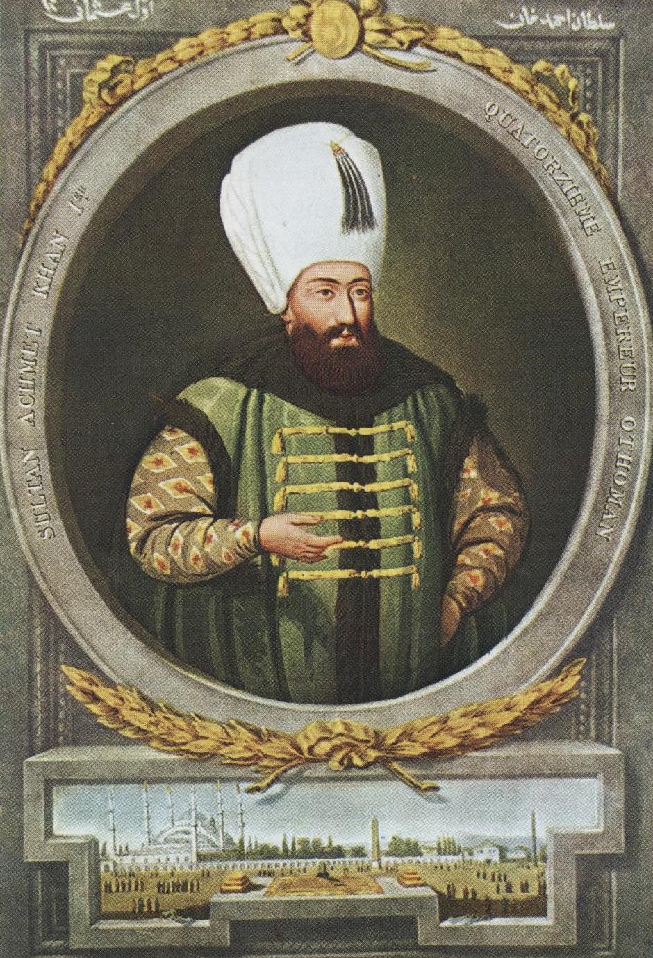 Osmanlı Padişaı I Ahmet kimdir doğum tarihi