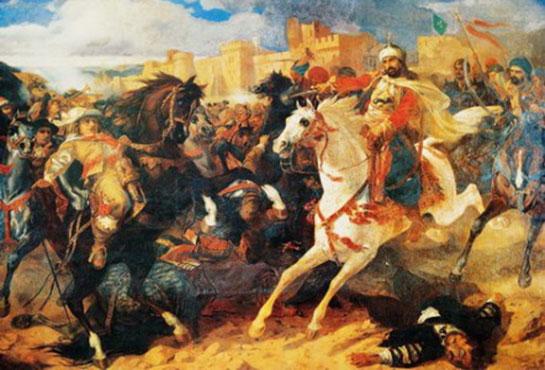 Fatih Sultan Mehmet'in komuta ettiği Osmanlı ordusu, Otlukbeli Savaşı'nda Uzun Hasan komutasındaki orduyu yenerek Akkoyunlu Beyliği'ne son verdi. tarihte bugün