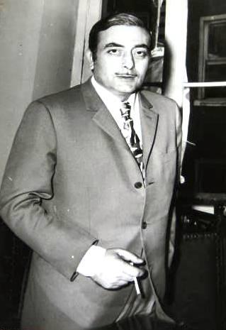 Özdemir Birsel, senarist ve yapımcı (DY-1929) tarihte bugün