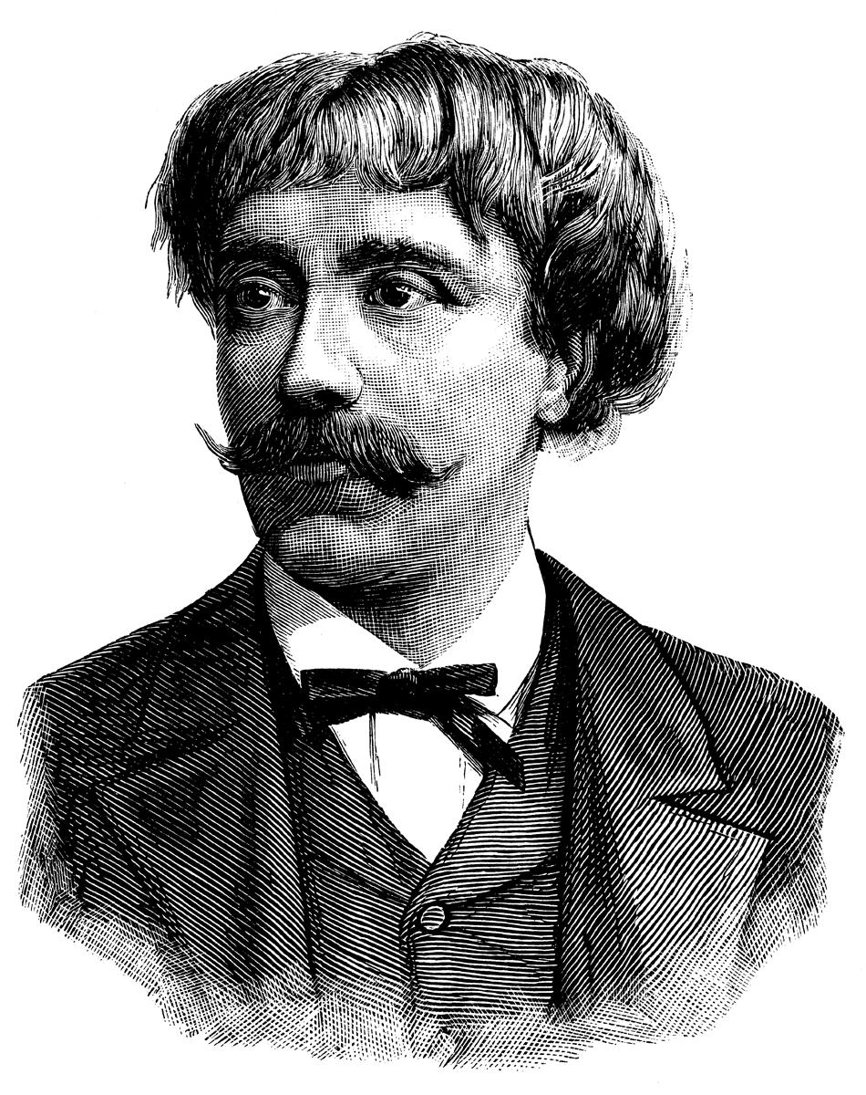 Pablo de Sarasate, ispanyol kemancı ve besteci (DY-1844) tarihte bugün