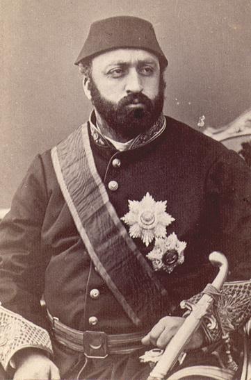 Abdülaziz, 32. Osmanlı padişahı (ÖY-1876) tarihte bugün