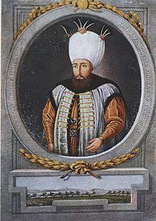 Padişah III Ahmet Doğdu