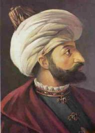 Osmanlı Sultanı III. Murad, 1574-95 arasında hüküm sürdü. tarihte bugün