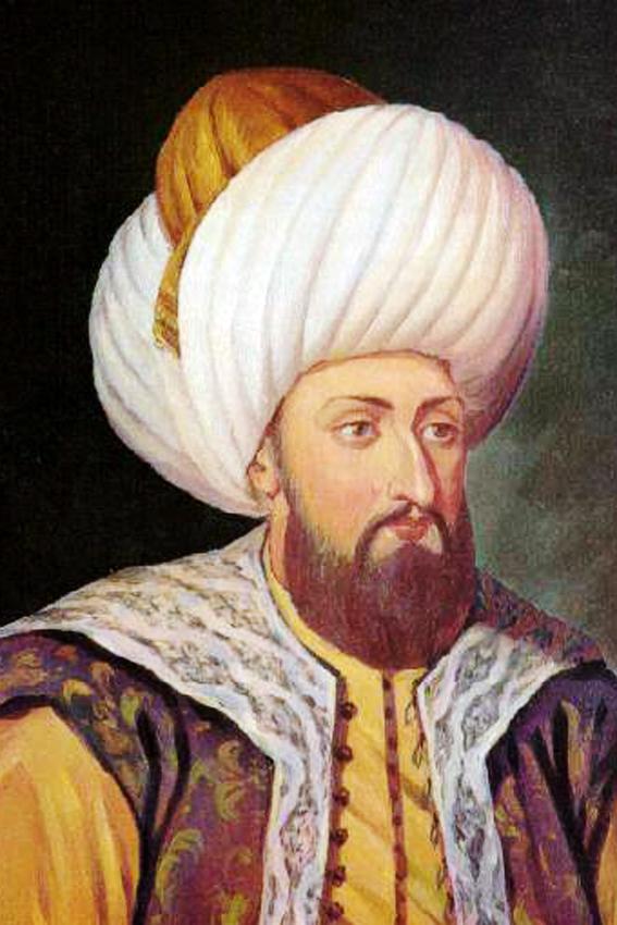6. Osmanlı padişahı Sultan İkinci Murad (Koca Murad) tarihte bugün