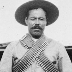 Pancho Villa, Meksikalı devrimci,general (DY-1878) tarihte bugün