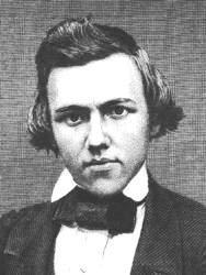 Paul Morphy, satranç oyuncusu (DY-1837) tarihte bugün