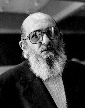 Paulo Freire, Brezilyalı eğitimci (ÖY-1997) tarihte bugün