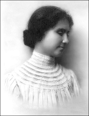 Helen Keller, ABD'li pedagog (ÖY-1968) tarihte bugün