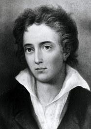 Percy Bysshe Shelley, ingiliz şair (ÖY-1822) tarihte bugün