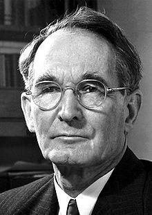 Percy Williams Bridgman, Nobel Fizik Ödülü sahibi (DY-1882) tarihte bugün