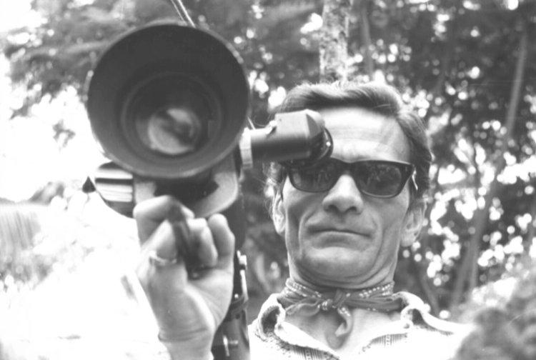 Pier Paolo Pasolini, italyalı yazar, film yönetmeni (ÖY-1975) tarihte bugün