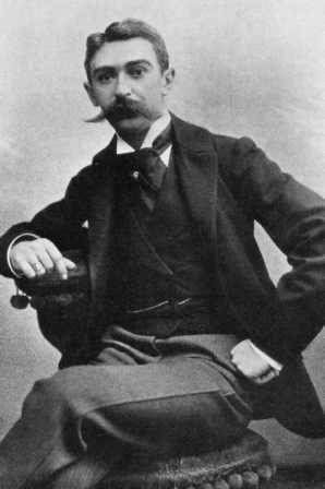 Pierre De Coubertin Doğdu