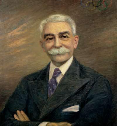Pierre de Coubertin, tarihçi (DY-1863) tarihte bugün