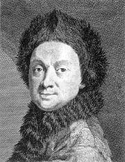 Pierre Louis Maupertuis, Fransız bilim adamı (DY-1698) tarihte bugün