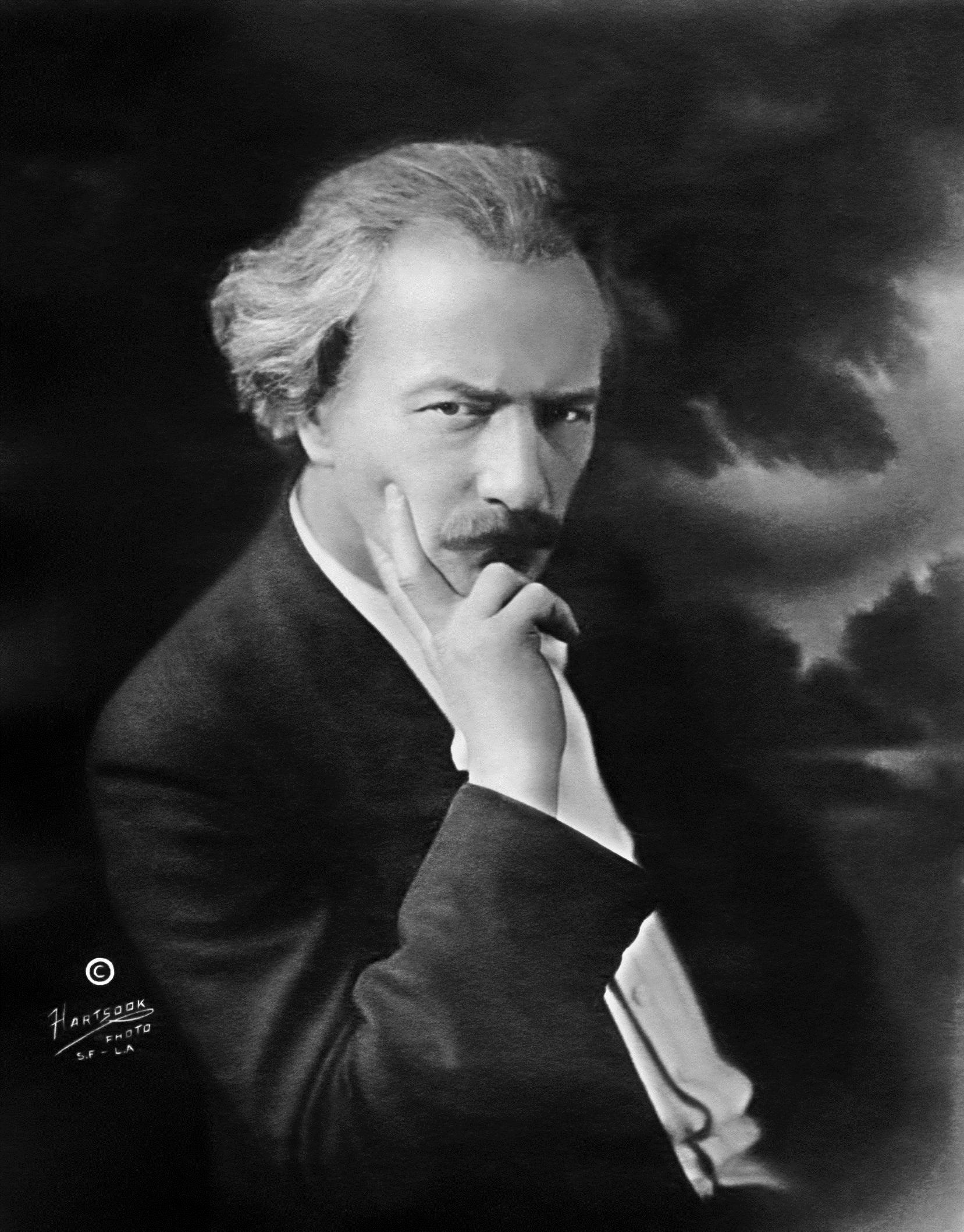 Ignacy Jan Paderewski, Polonyalı piyanist ve besteci (DY-1860) tarihte bugün
