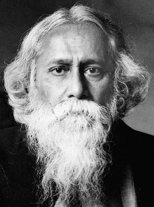 Hintli şair Rabindranath Tagore. tarihte bugün