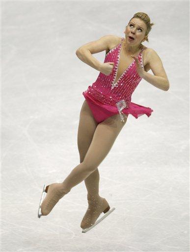Rachael Flatt, Amerikalı sporcu, buz patenci tarihte bugün