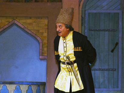 Ramiz Azizbeyli, Azeri oyuncu