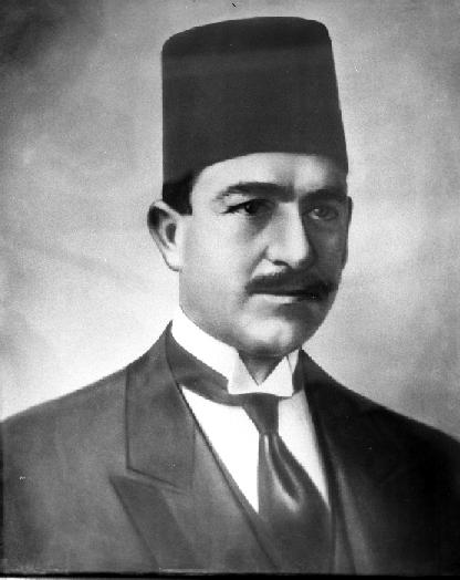 Eski başbakanlardan Rauf Orbay. Osmanlı donanmasında Hamidiye kruvazörü komutanlığı yapan Orbay Balkan Savaşı'ndaki başarıları nedeniyle