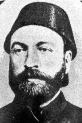 Recaizade Mahmud Ekrem, edebiyatçı (DY-1847) tarihte bugün
