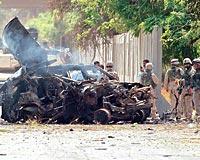 Irak'ın Geçici Hükümet Konseyi Başkanı Abdül Zahra Osman bombalı saldırıda öldü. tarihte bugün