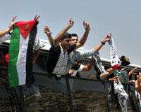 Dört yüz Filistinli tutuklu serbest