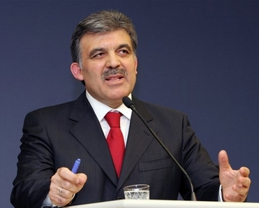 Abdullah Gül, Türkiye Cumhuriyeti On Birinci Cumhurbaşkanı Oldu
