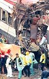 Terör İspanya'yı kana buladı. Son 50 yılın en ağır saldırısıyla karşılaşan hükümet, ayrılıkçı ETA örgütünü suçlarken, El Kaide eylemi üstlendi tarihte bugün