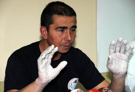 Sualtında kalma rekoru Cem Karabay