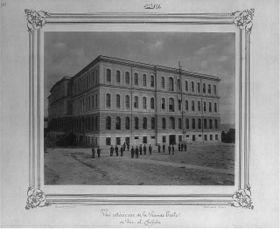 Darüşşafaka Lisesi kuruldu. tarihte bugün
