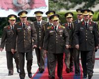 Orgeneral Yaşar Büyükanıt Görevi Devraldı