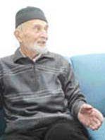 Atatürk'ün aşçısı, 95 yaşındaki Halit Atay yaşamını kaybetti. tarihte bugün