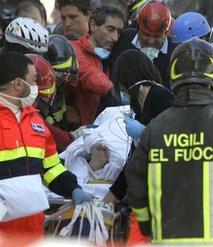 İtalyada Deprem oldu