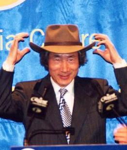 Liberal Demokrat Parti'den Jun'ichirō Koizumi ilk Japon başbakanı oldu. tarihte bugün