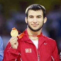 Ramazan Şahin altın madalya kazandı