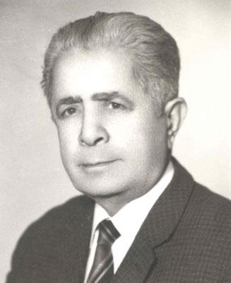 Eski milletvekillerinden ve Kurucu Meclis üyesi Cemal Reşit Eyüboğlu. tarihte bugün