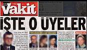 Vakit Gazetesi'nde 13 Şubat 2006 tarihinde