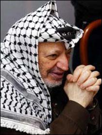 Filistin'de ilk kez devlet başkanlığı seçimleri yapıldı. Yaser Arafat devlet başkanı seçildi. tarihte bugün